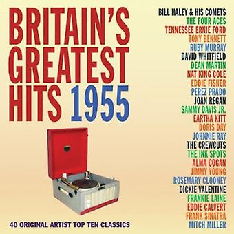 Britain's Greatest Hits 1955 - Britains Greatest Hits 1955 [CD] USA import