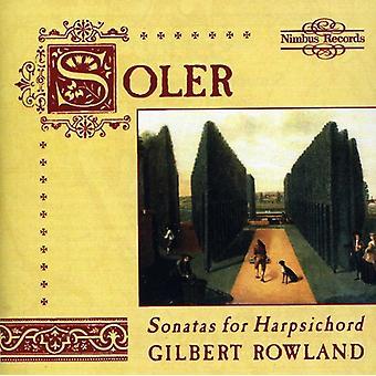 A. soler - Soler: Sonates pour clavecin [CD] USA import
