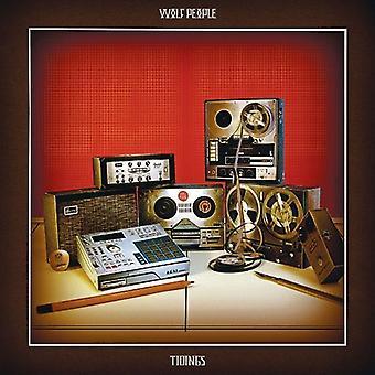 Wolf People - Tidings [Vinyl] USA import