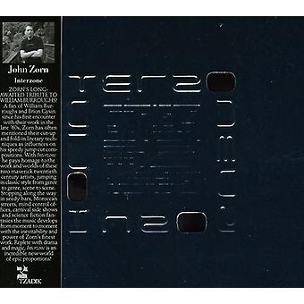 John Zorn - John Zorn: Importación de USA de Interzone [CD]