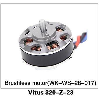 Bürstenlose motor(WK-WS-28-017A) Vitus 320-Z-23