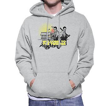 From Dusk Till Dawn Titty Twister mannen Hooded Sweatshirt
