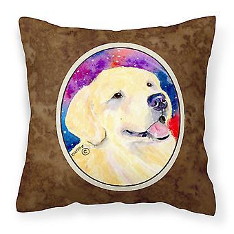 Carolines Treasures  SS8753PW1414 Golden Retriever Decorative   Canvas Fabric Pi