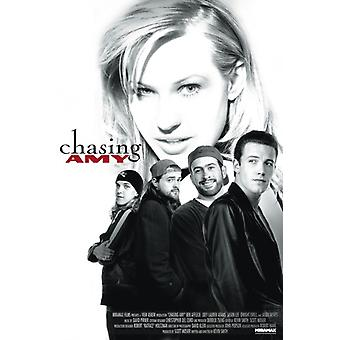 Chasing Amy - Movie Poster Poster Print