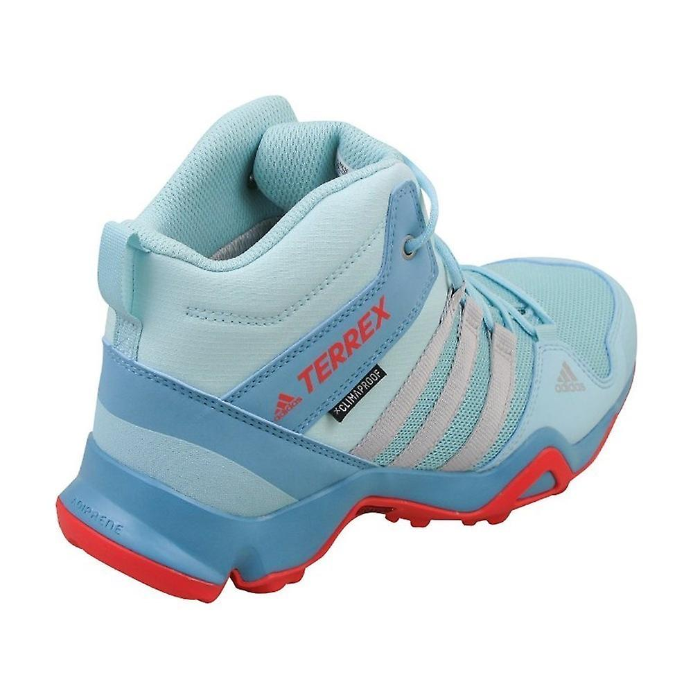 Adidas Ax2r Climaproof, Mi S80872, Trekking Toute Année Enfants Chaussures