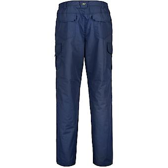 Regatta Mens Lined Delph Polycotton Lined Walking Trousers
