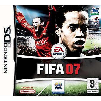 FIFA 07 (Nintendo DS) - Neu