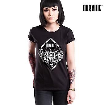Norvine ladies T-Shirt moth