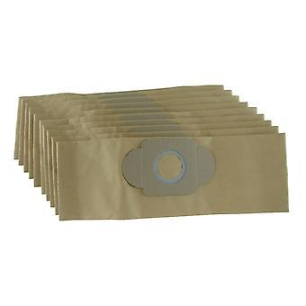Wetrok vakuum papir støv poser