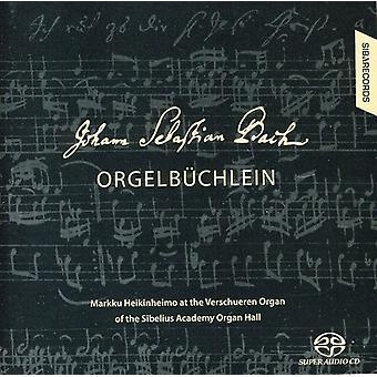 J.S. Bach - Johann Sebastian Bach: Orgelb Chlein [SACD] USA import