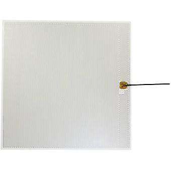 Riscaldamento di poliestere termo stagnola autoadesiva 230 V AC 100 W IP valutare IPX4 (L x W) 500 x 500 mm