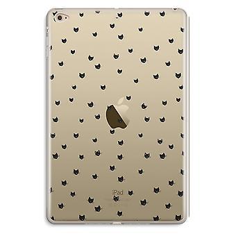 iPad Mini 4 przezroczyste przypadku (Soft) - małe koty