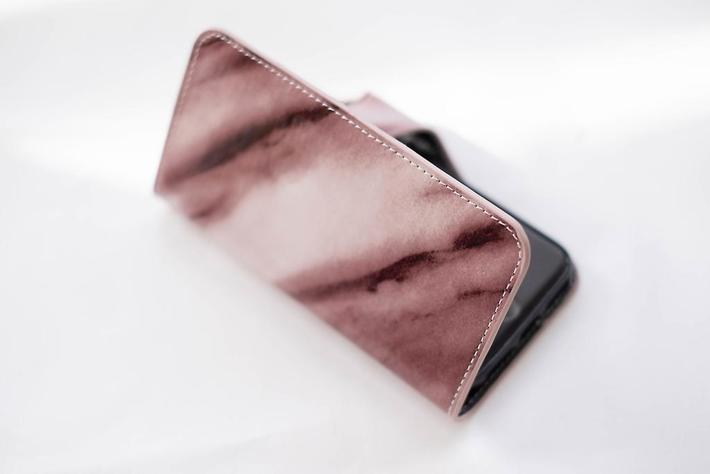 Wallet case marble - iPhone 7/8
