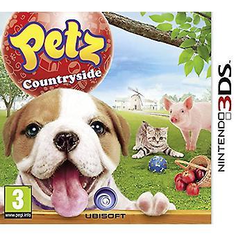 Petz Countryside (Nintendo3DS) - New