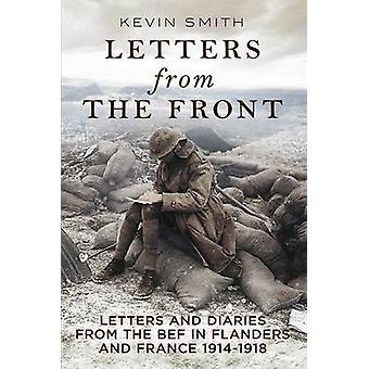 Letters From the Front - lettere e diari da BEF nelle Fiandre