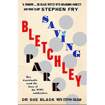 Speichern von Bletchley Park - gespeichert wie #Socialmedia die Heimat des WWII Co