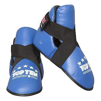 Topp tio Superfight 3000 läder Kick blå