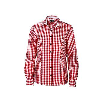 Chemise traditionnelle James and Nicholson Womens/dames