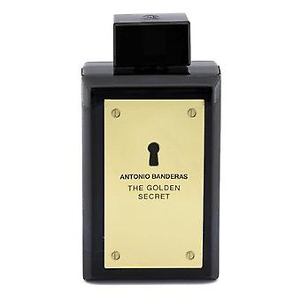 Antonio Banderas The Golden Secret Eau De Toilette Spray - 200ml/6.75oz