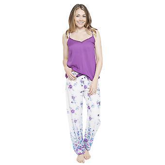 Cyberjammies 4099 vrouw Andrea Purple pyjama's Top
