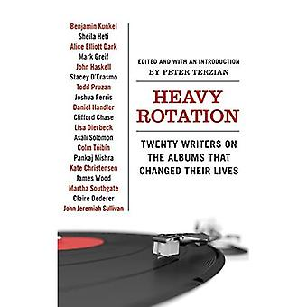Heavy Rotation: Veinte escritores en los álbumes que cambiaron sus vidas