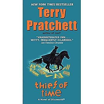 Ladrão de tempo (Discworld novelas)