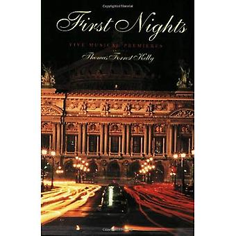 First Nights: Five Musical Premieres