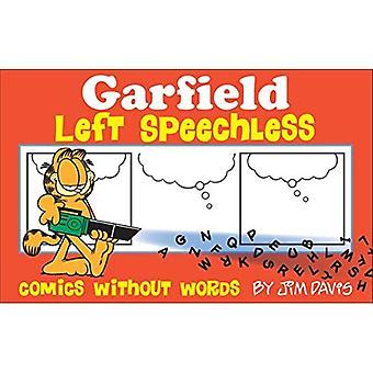 Garfield sprakeloos: Comics zonder woorden