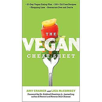 La feuille de triche Vegan