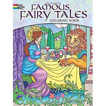 Libro da colorare di famosi Fairy Tales