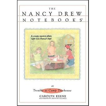 Trouble at Camp Treehouse (Nancy Drew Notebooks)
