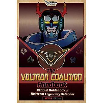 O manual de coalizão Voltron
