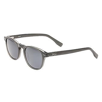 Förenkla Walker polariserade solglasögon - grå/svart