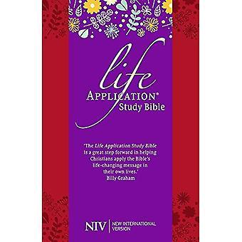 NIV Leben Anwendung Studienbibel (Worte) - Luther Bibel