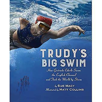 Big Swim de Trudy: comment Gertrude Ederle la manche à la nage et a pris le monde par la tempête