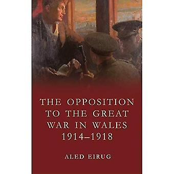La oposición a la gran guerra en 1914-1918 de Gales