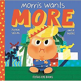 Morris Wants More . . . for Christmas