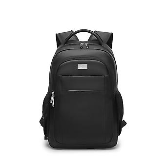 Backpack with integrated Reflex strip-black