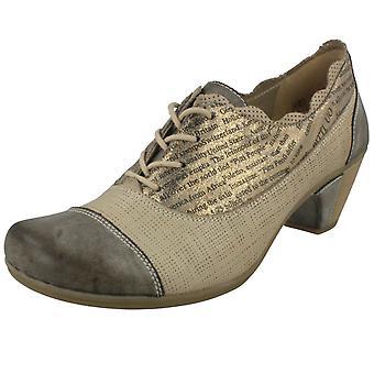 Ladies Remonte Smart Trouser Shoes D1208