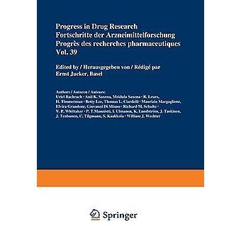 Progress in Drug Research  Fortschritte Der Arzneimittelforschung  Progres Des Recherches Pharmaceutiques by Jucker