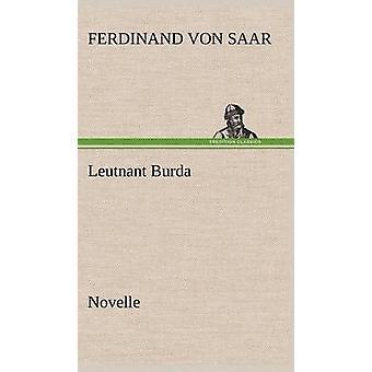 Løjtnant Burda af Saar & Ferdinand Von