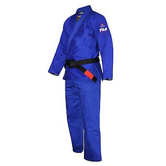Fuji sport Mens Lightweight Jiu Jitsu Gi-Royal Blue