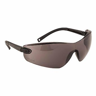Portwest - Profile Safety Spectacle Smoke Regular