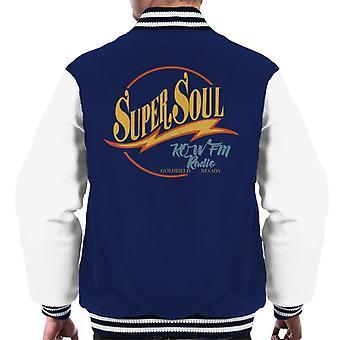 Super Soul Radio Vanishing Point Men's Varsity Jacket