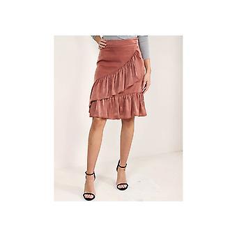 Sofie Schnoor Ruffle Wrap Skirt