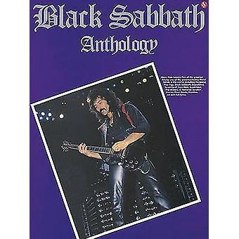 Black Sabbath Anthology by Music Sales Corporation - 9780825610844 Bo