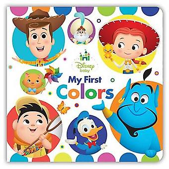 My First Colors by Disney Book Group - 9781484729434 Book