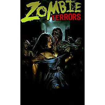 Zombie Terrors - An Anthology of the Undead by Frank Forte - David Pal