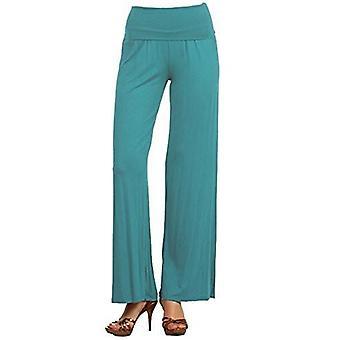 Pantalon à jambes larges pour femmes Dbg