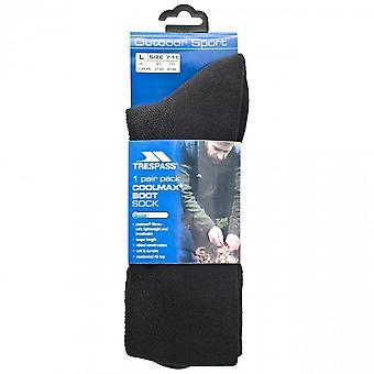 Trespass Mens Exhale Long Length Hiking Boot Socks